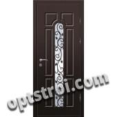 Входная металлическая стандартная дверь ПР-014