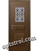 Входная металлофиленчатая стандартная дверь ПР-015
