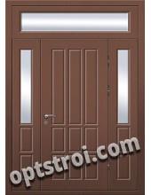 Входная металлическая стандартная дверь ПР-009
