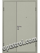 Входная металлическая дверь в старый фонд СТФ-010