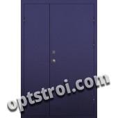 Входная металлическая техническая дверь ТЕХ-010