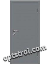 Входная металлическая дешевая тамбурная дверь модель - ТЭ-001