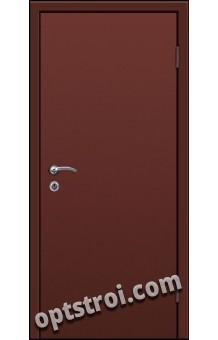 Входная металлическая тамбурная дверь на лестничную площадку модель - ТЛ-001