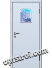 Входная металлическая тамбурная дверь на лестничную площадку модель - ТЛ-003