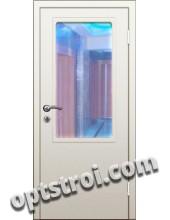 Входная металлическая тамбурная дверь на лестничную площадку модель - ТЛ-005