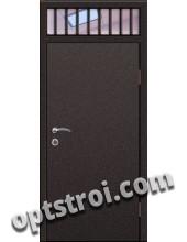 Входная металлическая тамбурная дверь на лестничную площадку модель - ТЛ-006