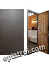 Входная металлическая дверь. Модель Н10-01