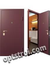 Входная металлическая дверь. Модель Н10-05