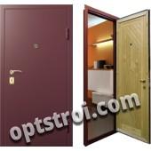 Входная металлическая дверь. Модель Н10-06