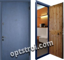 Входная металлическая дверь. Модель Н10-07