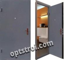 Входная металлическая дверь. Модель Н10-08