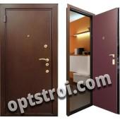 Входная металлическая дверь. Модель Н10-11