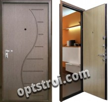 Входная металлическая дверь. Модель А389-01