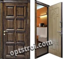 Входная металлическая дверь. Модель А396-02