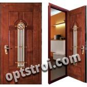 Входная металлическая дверь. Модель А398-02