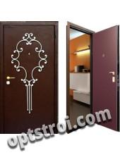 Входная металлическая дверь. Модель А475-04