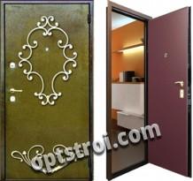 Входная металлическая дверь. Модель А483-04