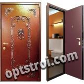 Входная металлическая дверь. Модель А487-04