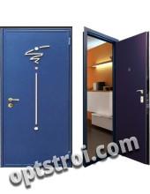 Входная металлическая дверь. Модель А501-04