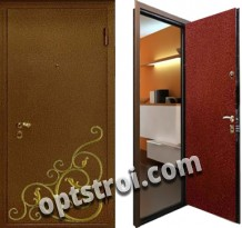 Входная металлическая дверь. Модель А513-04