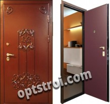 Входная металлическая дверь. Модель А516-04