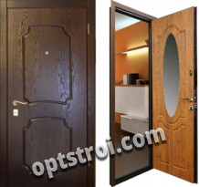 Входная металлическая дверь. Модель А618-08