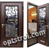 Входная металлическая дверь. Модель А636-10