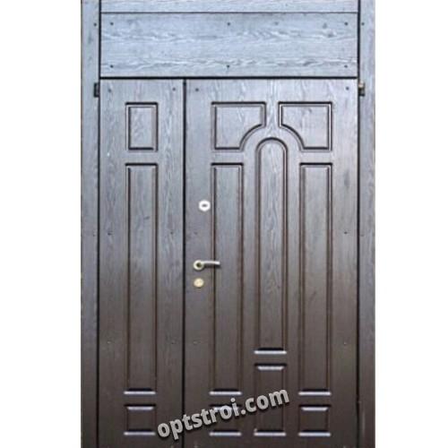 дверь двухстворчатая металлическая цена 21