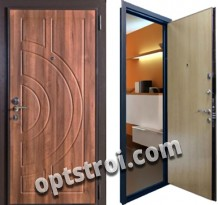 Входная тамбурная металлическая дверь. Модель А581-06