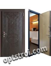 Входная тамбурная металлическая дверь. Модель А590-06