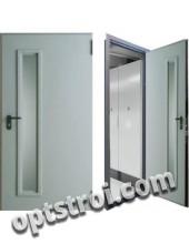Входная тамбурная металлическая дверь. Модель А627-09