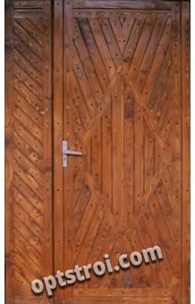 стальные двери от производителя на дачу