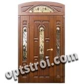 Нестандартная входная металлическая дверь Т10-03