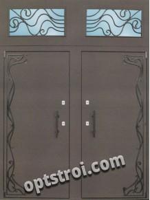 Нестандартная входная металлическая дверь Т10-04