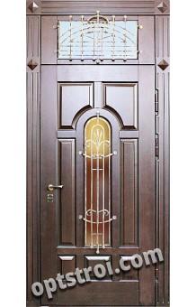 Нестандартная входная металлическая дверь Т10-05