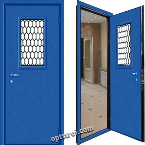 металлическая дверь на заказ в техническое помещение
