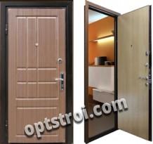 Входная металлическая дверь в частный дом. Модель А583-06