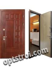 Входная металлическая дверь в коттедж. Модель А580-06