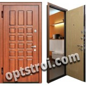 Входная металлическая дверь в квартиру. Модель А572-06
