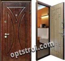 Входная металлическая дверь в квартиру. Модель А576-06