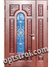 Входная металлическая дверь в старый фонд. Модель А424-03