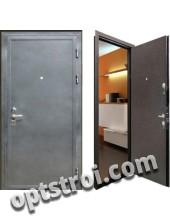Входная металлическая дверь для дачи. Модель А458-04