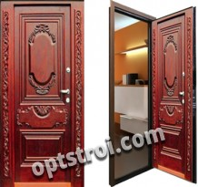 Входная металлическая дверь. Модель А191-02