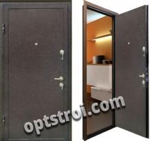 Входная металлическая дверь для дачи или коттеджа. Модель А463-04