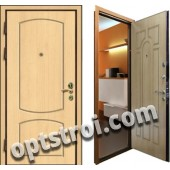 Входная металлическая дверь. Модель А267-01
