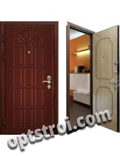 Входная металлическая дверь. Модель А275-01