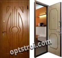 Входная металлическая дверь. Модель А342-01