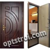 Входная металлическая дверь. Модель А346-01