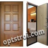 Входная металлическая дверь. Модель А354-01