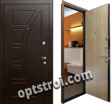 Входная металлическая дверь. Модель А364-01
